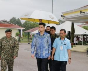 YM Tengku Hassanal Rasmi AMG Kohort IX (3)