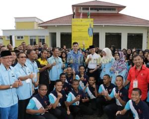 YM Tengku Hassanal Rasmi AMG Kohort IX (30)