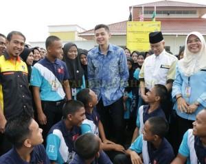 YM Tengku Hassanal Rasmi AMG Kohort IX (32)
