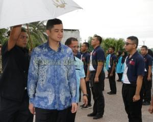YM Tengku Hassanal Rasmi AMG Kohort IX (4)
