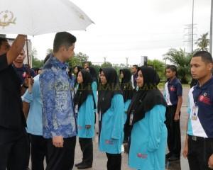 YM Tengku Hassanal Rasmi AMG Kohort IX (5)