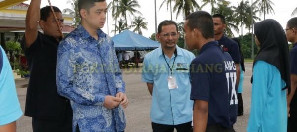 YM Tengku Hassanal Rasmi AMG Kohort IX (6)