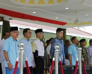 YM Tengku Hassanal Rasmi AMG Kohort IX (9)