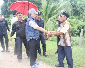 KDYMM Pemangku Raja Pahang Tinjau Operasi Ladang dan Kilang Kelapa (1)