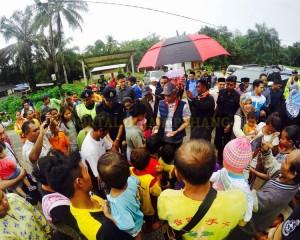 KDYMM Pemangku Raja Pahang Tinjau Operasi Ladang dan Kilang Kelapa (18)