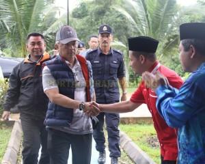 KDYMM Pemangku Raja Pahang Tinjau Operasi Ladang dan Kilang Kelapa (2)