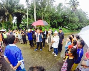 KDYMM Pemangku Raja Pahang Tinjau Operasi Ladang dan Kilang Kelapa (21)