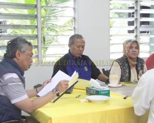 KDYMM Pemangku Raja Pahang Tinjau Operasi Ladang dan Kilang Kelapa (3)