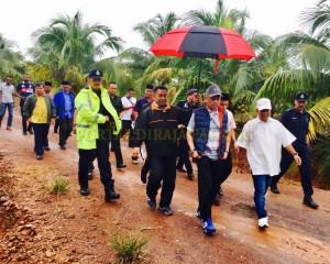 KDYMM Pemangku Raja Pahang Tinjau Operasi Ladang dan Kilang Kelapa (31)
