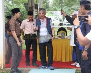KDYMM Pemangku Raja Pahang Tinjau Operasi Ladang dan Kilang Kelapa (6)