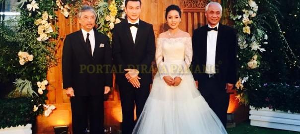 Majlis Perkahwinan Anak Presiden Hoki Thailand (1)