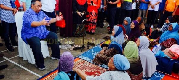 Pusat Pemindahan Banjir Dewan Kuala Gali (4)