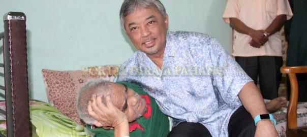 Bekas Pekerja Istana Menderita Kanser Dapat Perhatian Pemangku Raja Pahang (9)