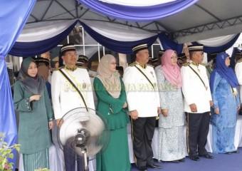 Istiadat Pembukaan Penggal Kelima Dewan Undangan Negeri (1)