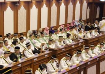 Istiadat Pembukaan Penggal Kelima Dewan Undangan Negeri (14)