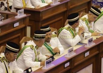 Istiadat Pembukaan Penggal Kelima Dewan Undangan Negeri (15)