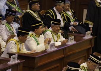 Istiadat Pembukaan Penggal Kelima Dewan Undangan Negeri (16)