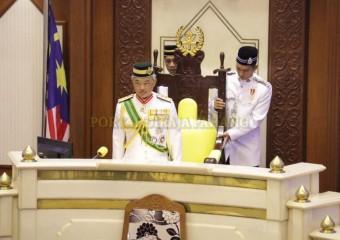 Istiadat Pembukaan Penggal Kelima Dewan Undangan Negeri (18)