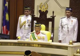 Istiadat Pembukaan Penggal Kelima Dewan Undangan Negeri (19)