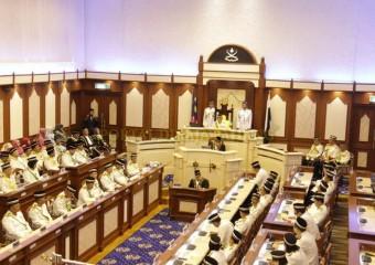 Istiadat Pembukaan Penggal Kelima Dewan Undangan Negeri (20)