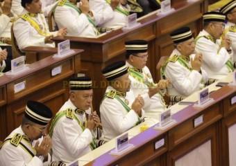 Istiadat Pembukaan Penggal Kelima Dewan Undangan Negeri (21)