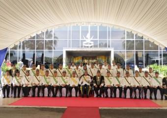 Istiadat Pembukaan Penggal Kelima Dewan Undangan Negeri (22)