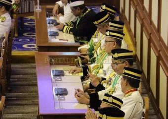 Istiadat Pembukaan Penggal Kelima Dewan Undangan Negeri (28)