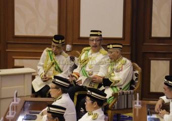Istiadat Pembukaan Penggal Kelima Dewan Undangan Negeri (29)