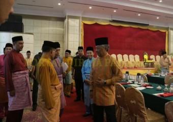 mengadap KDYMM Pemangku Raja Pahang 1342017 141