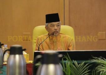 mengadap KDYMM Pemangku Raja Pahang 1342017 171