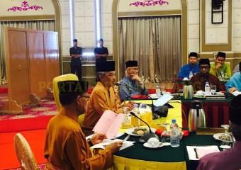 mengadap KDYMM Pemangku Raja Pahang 1342017 61