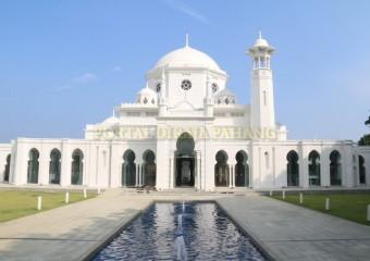 Majlis Tadarus Al-Quran Di Muzium Masjid Sultan Abdullah (1)