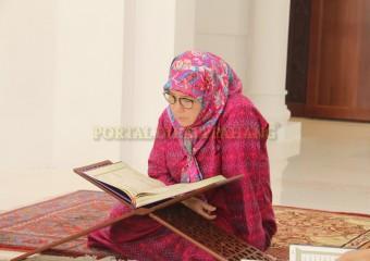 Majlis Tadarus Al-Quran Di Muzium Masjid Sultan Abdullah (10)