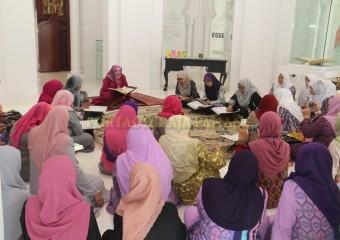 Majlis Tadarus Al-Quran Di Muzium Masjid Sultan Abdullah (12)
