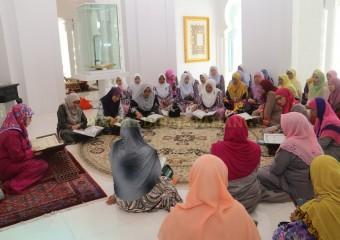 Majlis Tadarus Al-Quran Di Muzium Masjid Sultan Abdullah (13)