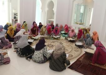 Majlis Tadarus Al-Quran Di Muzium Masjid Sultan Abdullah (14)