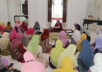 Majlis Tadarus Al-Quran Di Muzium Masjid Sultan Abdullah (15)