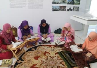 Majlis Tadarus Al-Quran Di Muzium Masjid Sultan Abdullah (3)