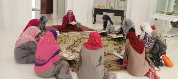 Majlis Tadarus Al-Quran Di Muzium Masjid Sultan Abdullah (4)