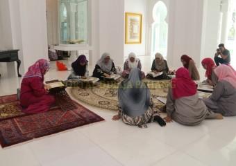 Majlis Tadarus Al-Quran Di Muzium Masjid Sultan Abdullah (5)