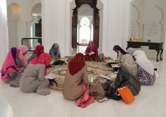 Majlis Tadarus Al-Quran Di Muzium Masjid Sultan Abdullah (6)