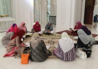 Majlis Tadarus Al-Quran Di Muzium Masjid Sultan Abdullah (7)