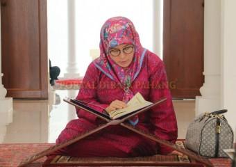 Majlis Tadarus Al-Quran Di Muzium Masjid Sultan Abdullah (8)