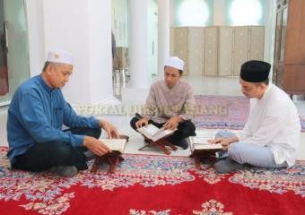 Majlis Tadarus Al-Quran Di Muzium Masjid Sultan Abdullah (9)
