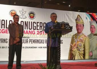 Pemangku Raja Pahang Kurnia Anugerah Belia (4)