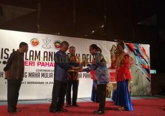 Pemangku Raja Pahang Kurnia Anugerah Belia (6)