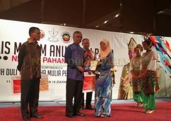 Pemangku Raja Pahang Kurnia Anugerah Belia (8)