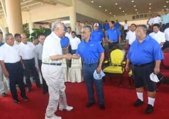 Pemangku Raja dan PM Sertai Golf Di MGCC (11)