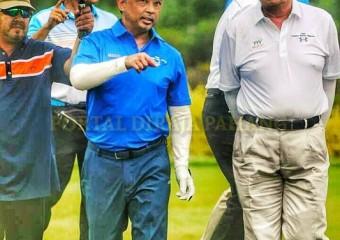 Pemangku Raja dan PM Sertai Golf Di MGCC (13)