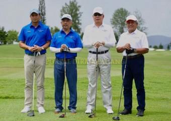 Pemangku Raja dan PM Sertai Golf Di MGCC (17)